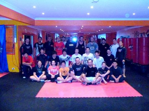 2010 Seminar with Professor Fabio Galeb!