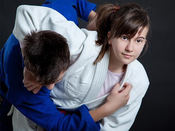 Brazilian Jiu Jitsu 3